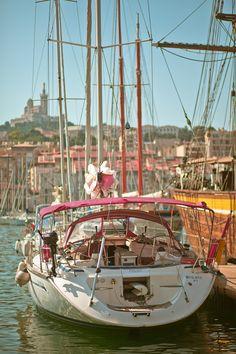 Harbor of Marseille / Le port de Marseille