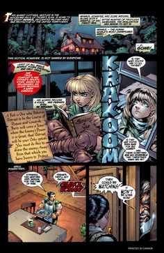 Battle Chasers (1998) Issue #0 - Read Battle Chasers (1998) Issue #0 comic online in high quality