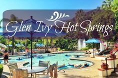 Glen Ivy Hot Springs Spa, My Paradise - The Funny Mom Blog
