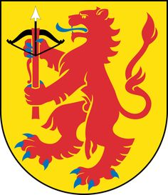 Coat of arms of the province of Småland, Sweden