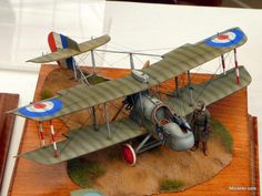 Moson Model Show 2014 – Part 3 (1/48 and 1/32 Biplanes) | iModeler