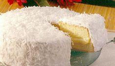 MODO DEPREPARO:  Massa: Bata as claras em ponto de neve e sem parar de bater acrescente as gemas, uma a uma, e oaçúcare deixe bater até obter uma massa homogênea. Desligue a batedeira e misture delicadamente a farinha de trigo e o fermento e volte a bater,em velocidade baixa, para incorporar bem os ingredientes…