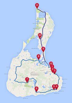 Block Island Bicycle Tour