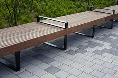 Joseph Venne Plaza by NIPPAYSAGE-Steve-Montpetit-04 « Landscape Architecture Works | Landezine