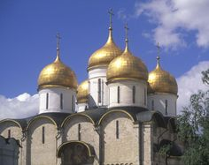 RUSSIA / Moscow Assumption Cathedral