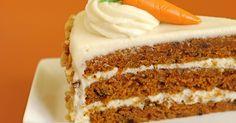 Recept na Mrkvový dort z kategorie :  175 g cukru, 175 ml oleje, 3 vejce, 150 g mrkve, 100 g rozinek, 1 lžička pomerančové kůry, 175 g polohrubé mouky, ...
