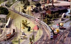 ArsTECNICA | Model train HO | Modeltrein HO | Modélisme de train HO | Photo: CC BY-SA 1.2: Euro Tecnica.