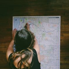 Mapping the way to the rest of our lives together <3 Planning, planning, planning! Oh the places we'll go~  Those who fail to plan.. plan to fail.. so plan we must... There is so much to be done!