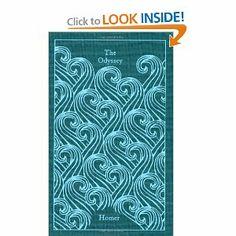 The Odyssey (Penguin Classics): Homer, D. C. H. Rieu, Coralie Bickford-Smith, E. V. Rieu, Peter Jones: 9780141192444: Amazon.com: Books