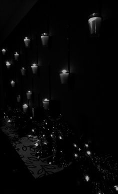 Colgantes velas de pared, diseño unico fanysalinasdiseño