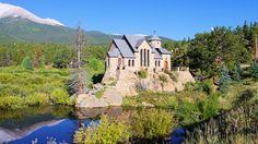 Chapel on the Rock, Allenspark, Colorado, September 16, 2011 (pinned by haw-creek.com)