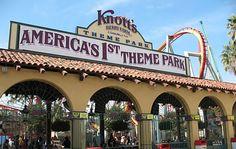 Knotts Berry Farm, California