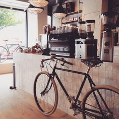 Alley Cat Bikes & Coffee