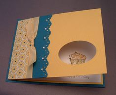 Sunny Challenges- Window Card by Diane Vander Galien - Cards and Paper Crafts at Splitcoaststampers