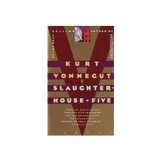 This is a crazy book. But extremely creative and interesting, with secret pieces of insight and psychology plastered throughout.     Slaughterhouse-Five