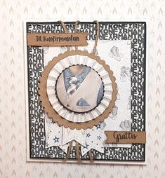 HOBBYKUNST Ark, Frame, Home Decor, Stamps, Picture Frame, Decoration Home, Room Decor, Frames, Home Interior Design
