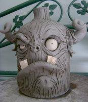 Ogre coffee mug-WIP mxs by ~thebigduluth on deviantART