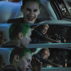 Suicide Squad That smile though lol