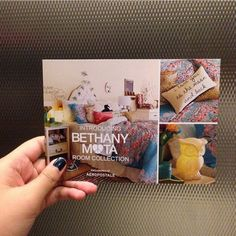 Bethany Mota Room Collection 2014 promo