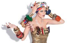 Modelo - Flávia Oliveira || Styling - Dudu Bertolini || Editora de Joias - Paola Orleans || Editora de Moda - Tati Cavalin ||  Beleza - Lau Neves || Fotos - Cassia Tabatini