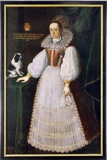 Nyáry Krisztina, wife of Miklós Esterházy