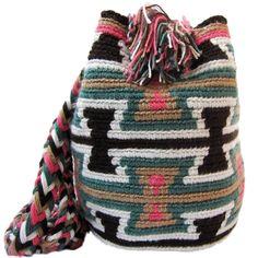FREE SHIPPING | Handmade and Fair Trade Wayuu Mochila Bags – LOMBIA & CO. | www.LombiaAndCo.com