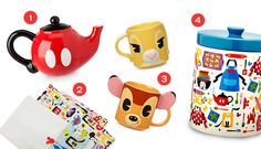 Spring accessories for your Disney home | Kitchen accessories | [ https://style.disney.com/living/2016/05/10/spring-accessories-for-your-disney-home/ ]