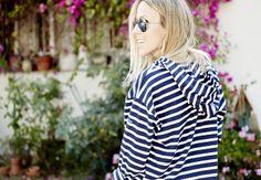 Striped Stroll   Damsel in Dior