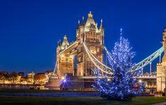 Tower Bridge @ Christmas