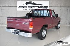Ford F1000 XL 4.9i 1998 . Pastore Car Collection Motor A Diesel, Motor A Gasolina, Ford Trucks, Lincoln, Mercury, Ss, Vehicles, Cord Automobile, Van