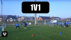 In this video my players develop their attacking and defensing skills in games. Thanks for checking out my video! If you like this video, don't forget to. Football Is Life, Youth Football, Youth Soccer, Soccer Drills For Kids, Soccer Games, Football Training Drills, Goalkeeper, Videos, Sports