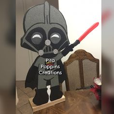 Star wars prop Darth Vader