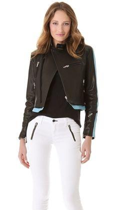 Rag & Bone Knieval Leather Jacket