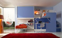 Bedroom furniture with plenty of space to store your things | Visit http://www.suomenlvis.fi/