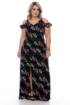 Vestido Plus Size Eve Plus Size Vintage Dresses, Casual Dresses Plus Size, Plus Size Party Dresses, Plus Size Womens Clothing, Size Clothing, Plus Size Outfits, Plus Size Fashion, Looks Plus Size, Curvy Outfits