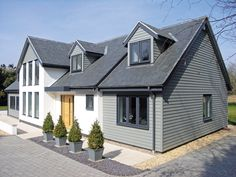 Showcasing your new timber-frame home with a stylish surface finish will add substantially to the wow factor of the building. There's a marvellous range of materials out there to fire the imagination, from shiny metallic finishes to homely weatherboarding and colourful render, plus the traditional stone and brick finishes. But before opting for a particular …