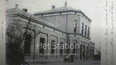 Het oude station in Hoogeveen