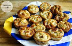 Dietetyczne muffinki z rabarbarem – Dietetyczne niebo