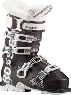 Matériel de ski hiver 2015, retrouvez la chaussure de ski femme ALLTRACK PRO 100 WOMEN Rossignol au meilleur prix en magasins et sur le web #chaussure #ski #rossignol #2015
