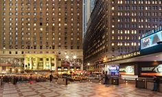 Hotel Pennsylvania is centrally located in New York, steps from Penn Plaza Pavilion and Madison Square Garden. This family-friendly hotel is close to Macy's and Empire State Building. http://www.lowestroomrates.com/avail/hotels/United-States-of-America/New-York/Hotel-Pennsylvania.html?m=p #NYC