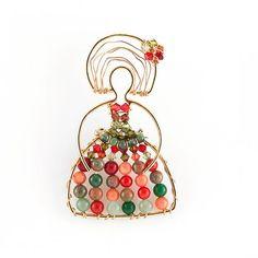 Estas joyas de Menina realizadas con diferentes piedras semipreciosas son el regalo ideal para estas navidades. Puedes encontrarlas en la #LibreríaMPM.