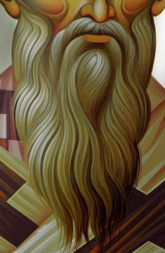 Frescele lui Alexandru Soldatov (Partea a Byzantine Icons, Byzantine Art, Religious Icons, Religious Art, Writing Icon, Christian Drawings, Greek Icons, Religious Paintings, Catholic Art