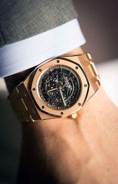male watch
