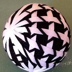 temari ball - made by Marple