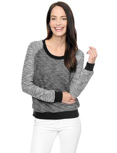 Boucle Active Pullover