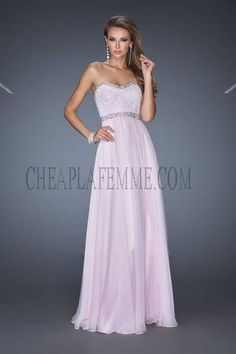 Shop Stunning Rhinestone Beaded Prom Dresses Scalloped Neckline Floor Length  Chiffon Lace Online affordable for each occasion. Latest design party  dresses ... 078da3f87