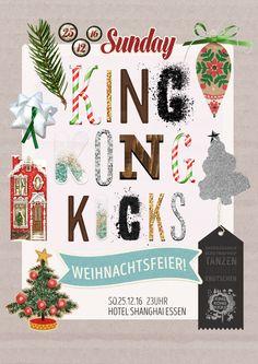 King Kong Kicks // XMAS 2016