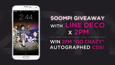 "[Exclusive] Download 2PM's ""Go Crazy"" Mobile Theme   Win Signed Album!"
