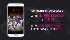"[Exclusive] Download 2PM's ""Go Crazy"" Mobile Theme   Win Signed Album!"