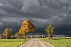 Storm light (Austria) by Rolf MARKE on 500px